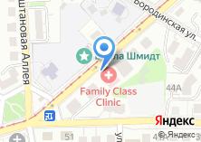 Компания «Калининградвтормет» на карте
