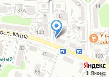 Компания «Цукер» на карте