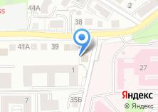 Компания «Отделение Посольства Республики Беларусь» на карте