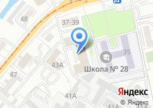 Компания «Dynaset» на карте