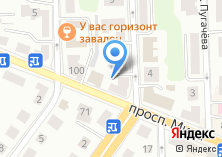 Компания «PROДЕКОР» на карте