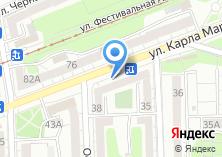 Компания «Камин & Интерьер-Люкс» на карте