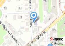 Компания «Детская музыкальная школа им. Р.М. Глиэра» на карте