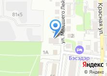 Компания «It-media39» на карте