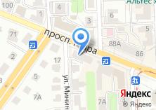 Компания «Балтик Экспресс Сервис» на карте