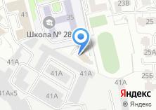 Компания «Балтпромсудострой» на карте