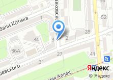 Компания «Мастерская по ремонту обуви на Маяковского» на карте