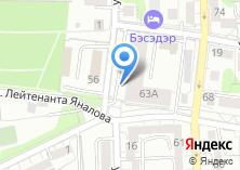 Компания «БАРСУКОВ-АВТО» на карте