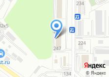 Компания «Гидропроф» на карте
