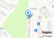 Компания «Эластолюкс» на карте