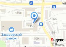 Компания «Септика» на карте