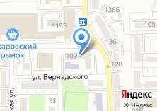 Компания «ВЕКТОР, ОХРАННОЕ ПРЕДПРИЯТИЕ» на карте