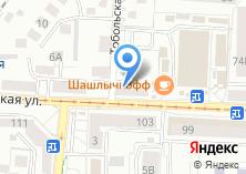 Компания «Сител» на карте
