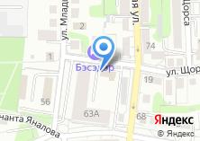 Компания «Красная Де Люкс» на карте