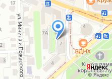 Компания «Рисо» на карте