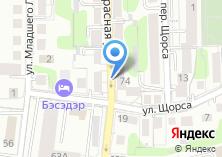Компания «АвтоФранция» на карте