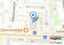 Компания «Салон мебели на Киевской» на карте