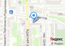 Компания «Женская консультация Центрального района» на карте