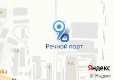 Компания «БВСУ» на карте