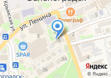 Компания «АВК плюс» на карте