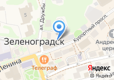 Компания «Янтарный Комбинат» на карте