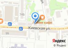 Компания «Даки» на карте