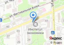 Компания «Калининградский институт экономики» на карте