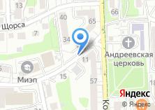 Компания «ДИВЕК-Проект» на карте