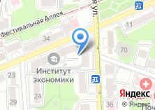Компания «Калининградская торговая инвестиционная компания» на карте