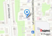 Компания «Детская музыкальная школа им. Д.Д. Шостаковича» на карте
