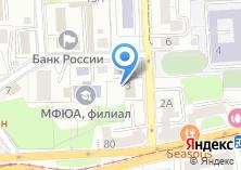 Компания «На Комсомольской» на карте