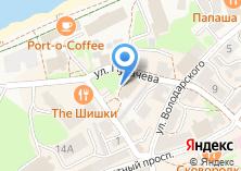 Компания «Зеленоградск» на карте