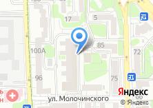 Компания «Техно-Сити» на карте