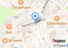 Компания «АРТ плюс» на карте