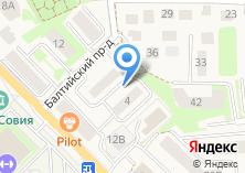 Компания «КранцСтрой» на карте