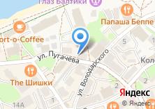 Компания «Строящийся жилой дом по ул. Пугачёва» на карте