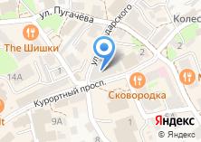 Компания «Дюна Оптик» на карте