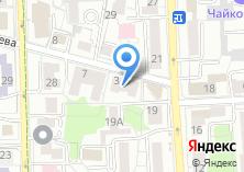 Компания «Личный юрист» на карте