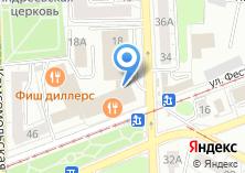 Компания «ЛАБОРАТОРИЯ УСПЕШНОЙ УЛЫБКИ» на карте