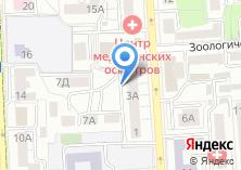 Компания «Food Taxi 39» на карте