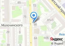 Компания «Дом Мёда» на карте