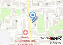Компания «Арт-Вояж Калининград» на карте