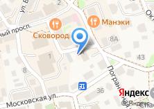 Компания «Зеленоградский районный суд» на карте