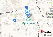 Компания «МУРАРИУМ» на карте
