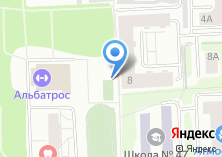 Компания «Калининградстройинвест» на карте