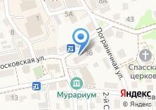 Компания «Продуктовый магазин на Московской» на карте