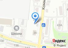 Компания «Наше кафе» на карте