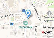 Компания «Параdox» на карте