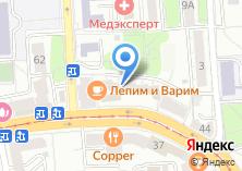Компания «Мосигра» на карте