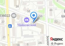 Компания «Rusdecor» на карте